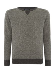 Howick Harvard Crew Neck Jumper