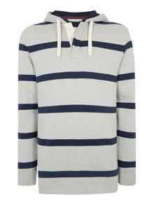 Howick Bucksport Striped Pullover Hoodie