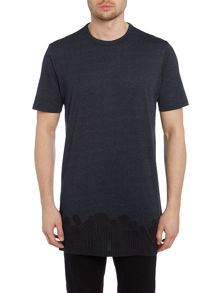Pharrell Williams Long Tee Graphic T-Shirt