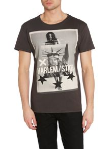 Harlem State Graphic Slim Fit T-Shirt