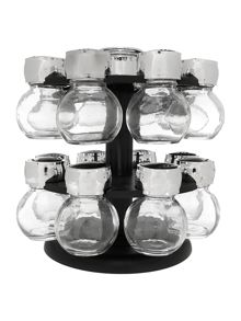 Linea 16pc unfilled spice rack