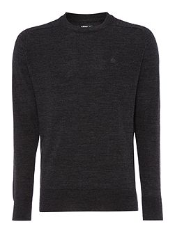 Men's Army & Navy Hamilton Merino Crew Neck
