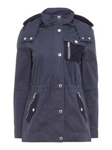 Parka Jacket with pockets