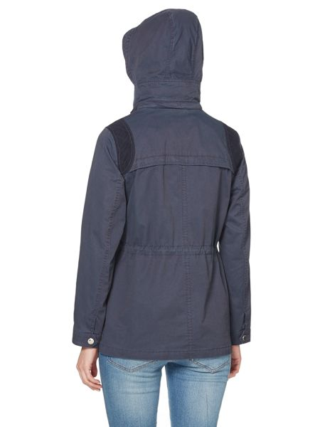 Halifax Traders Parka Jacket with pockets