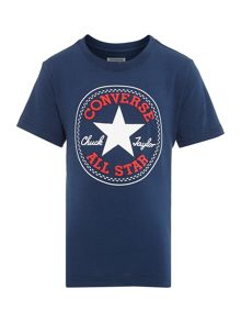 Converse Boys All Star Logo Tshirt