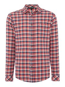 Army & Navy Barnaby Classic Long Sleeve Check Shirt