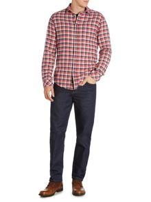 Barnaby Classic Long Sleeve Check Shirt