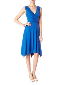 Helen hanky hem dress