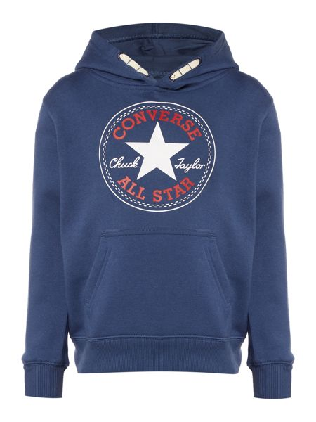 Converse Boys All Star Logo Hoody