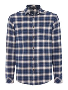 Army & Navy Chatham  Check Long Sleeve Shirt