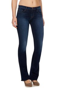 J Brand Betty midrise bootcut jean in starlight