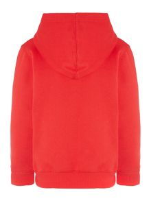 Converse Boys All Star Logo Zip Hoody