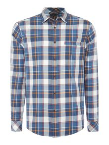 Army & Navy Mansell Long Sleeved Check Shirt