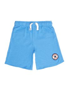 Boys All Star Logo Sweat Short
