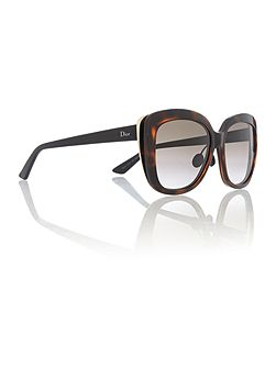 CD DIORIFICNF Rectangle sunglasses