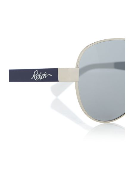 Ralph Female RA4114 G17 Aviator sunglasses