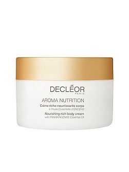 Aroma Nutrition Nourishing Rich Body Cream