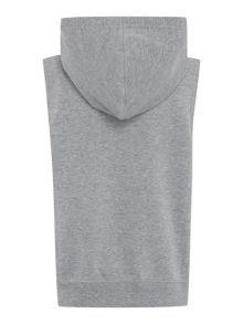 Boys Sleeveless All Star Logo Sweat