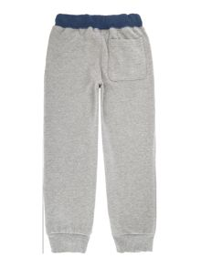 Boys All Star Logo Tappered Joggers