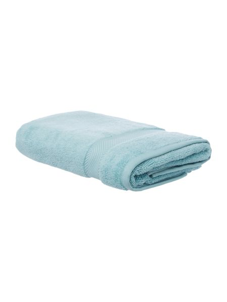 Luxury Hotel Collection Bath Towel in Duck Egg