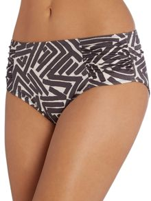 San Marino Gathered Side Bikini Brief