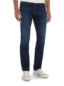 Tommy Hilfiger Scanton Medium Wash Mid Rise Jeans