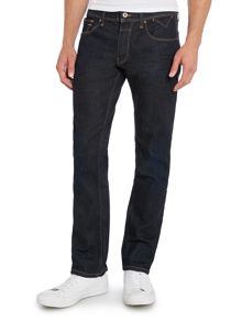 Ryan Bosc Dark Wash Mid Rise Jeans