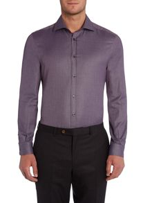 Corsivo Stilano Shirt With Cutaway Collar