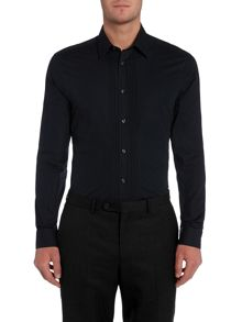 Corsivo Birlino Pleat Front Shirt