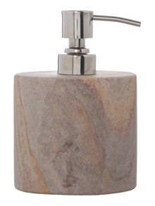Casa Couture Sandstone Soap Dispenser