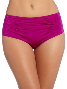 Goddess High Waist Brief