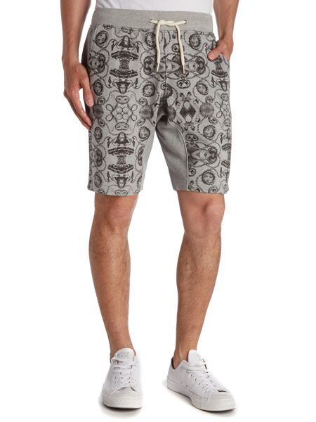 Tee Library Great Gatsby Drawstring Jersey Shorts