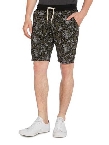 Tee Library Sun And Moon Printed Jersey Short