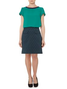 Dickins & Jones Daisy A line skirt