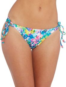 Paraside Island tie-side brief