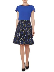 Dickins & Jones Floral Print A Line Skirt
