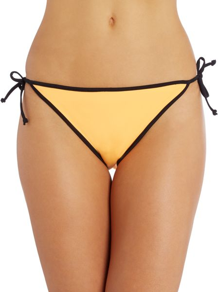 Freya Bondi Soft tie side reversible bikini brief