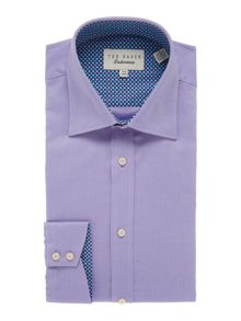 Ted Baker Kytrim Slim Fit Sheen Formal Shirt