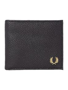 Fred Perry Plain Bi-Fold Wallet
