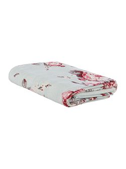 Manor floral hand towel
