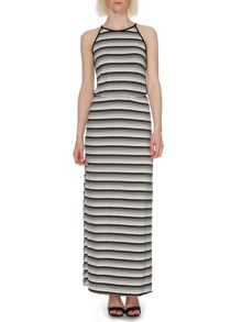 Therapy Stripe maxi dress