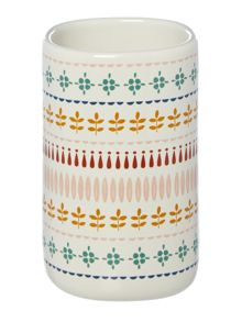 Dickins & Jones Printed Ceramic Tumbler