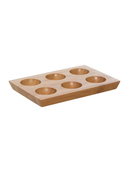 Linea Wood egg tray