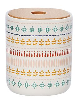 Printed Ceramic Storage Jar