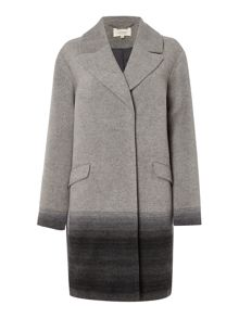 Ombre Coast Wool Coat