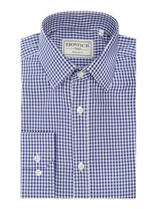 Howick Tailored Freeport Gingham Shirt