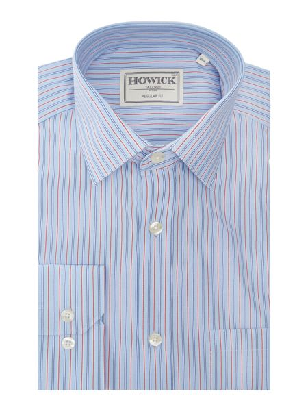 Howick Tailored Fall Multistripe Shirt