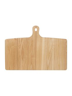 Oak rectangular board