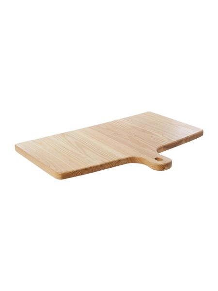Linea Oak rectangular board