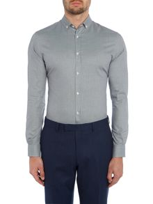 Kenneth Cole Clark Puppytooth Shirt